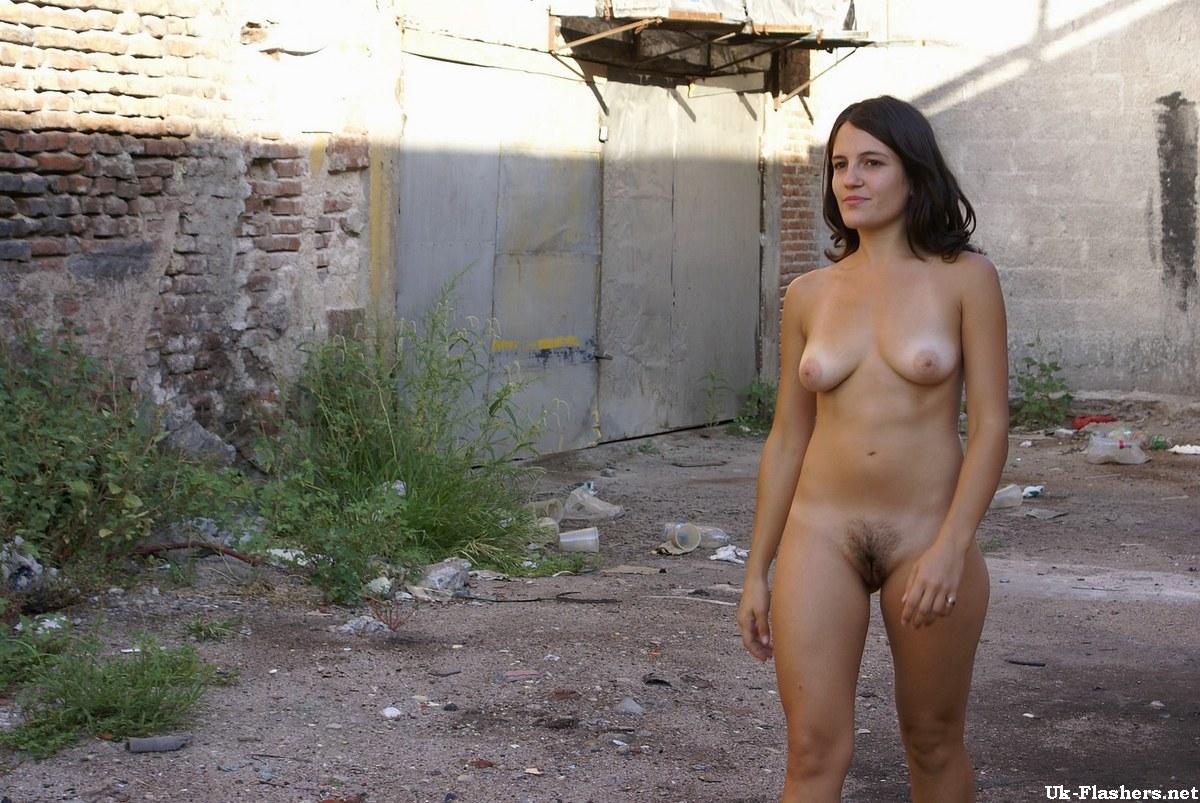Naked and unashamed