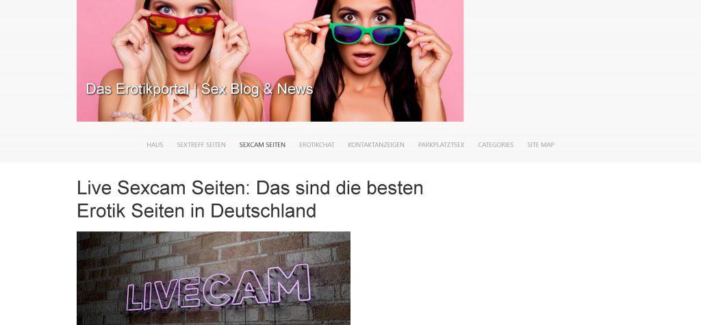 Sexcam Sites